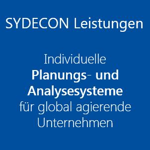 MDM Leistungen SYDECON