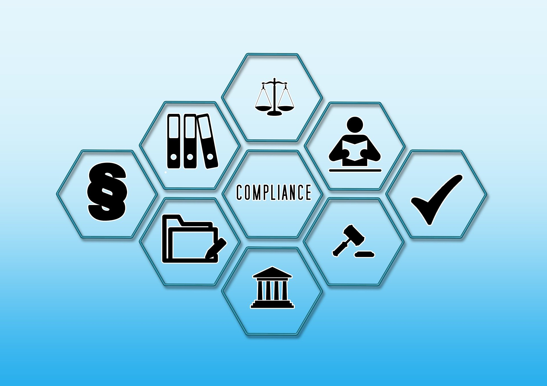Corporate Compliance Icon